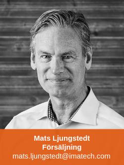 Mats Ljungstedt Försäljning Marin Fritid Imatech