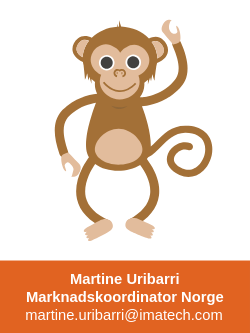 Martine Uribarri Marknadskoordinator Imatech AS