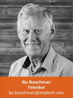 Bo Beachman Tekniker Imatech