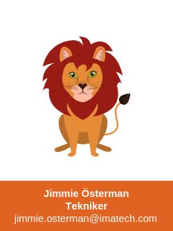 Jimmie Österman Tekniker Imatech