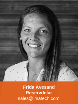Frida Avesand Reservdelar Imatech