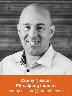 Conny Nilsson Försäljning Industri Professional Business Imatech