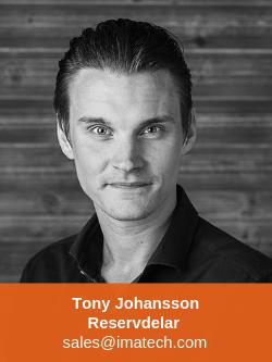 Tony Johansson Reservdelar Imatech
