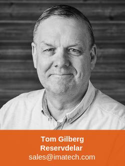 Tom Gilberg Reservdelar Imatech