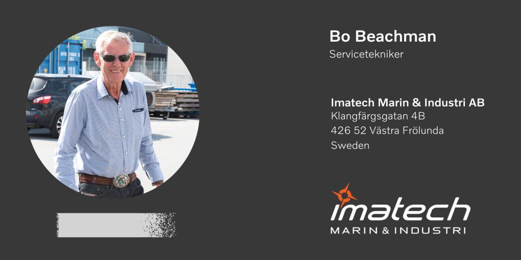 Bosse Beachman