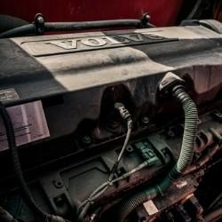 Motorrenovering i Ljusdal